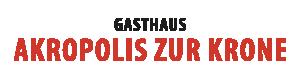 Akropolis zur Krone in Sennfeld Logo